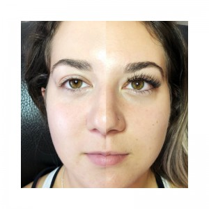 Lash Removal and a Beautiful Fresh Set
